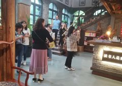 重庆5区县60余人到涪州书院新时代文明实践点参观